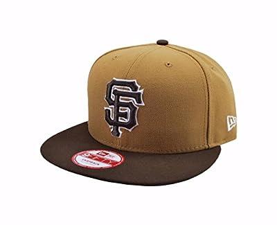 New Era MLB 9fifty Hat San Francisco Giants League Snapback Size M/L Cap