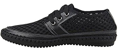 Pictures of Forucreate Men's Mesh Breathable Walking Loafers 3
