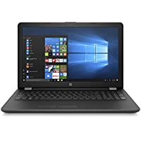 HP 15-inch Laptop, Intel Core i5-7200U, 8GB RAM, 1TB hard drive, Windows 10 (15-bs030nr, Gray)
