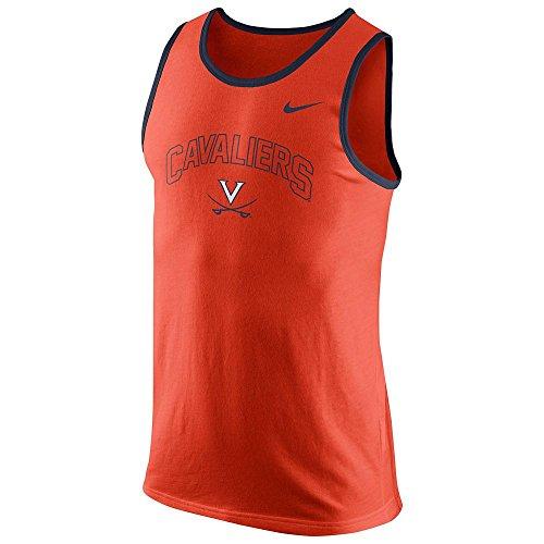 Men's Nike Virginia Cavaliers Arch Tank - Small