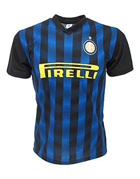 Camiseta de fútbol Inter Perisic 44 réplica autorizada para niño y hombre, 2 Größe: Amazon.es: Deportes y aire libre