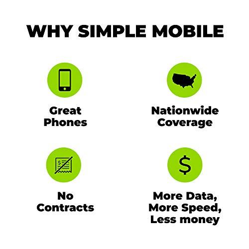 Simple Mobile LG Premier Pro 4G LTE Prepaid Smartphone