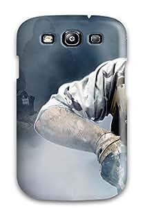 Premium Durable Ghost Recon Future Soldier Game Fashion Tpu Galaxy S3 Protective Case Cover