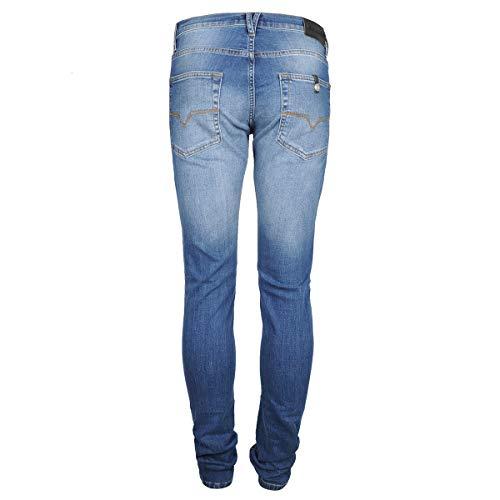 Size 36 A2gqb0ke eu Qum506c Skinny Jeans Versace Rivet Pocket zqFZUUwx