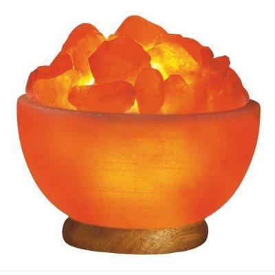 Spa Natural Apricot (Salt Lamp Fire Bowl)