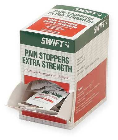 Extra Strength Pain Stopper, Tablet, PK250 ()