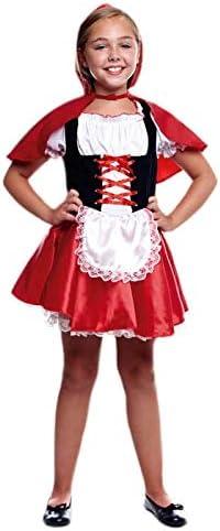 Disfraz Caperucita Niña (5-6 años) (+ Tallas) Carnaval Cuentos ...
