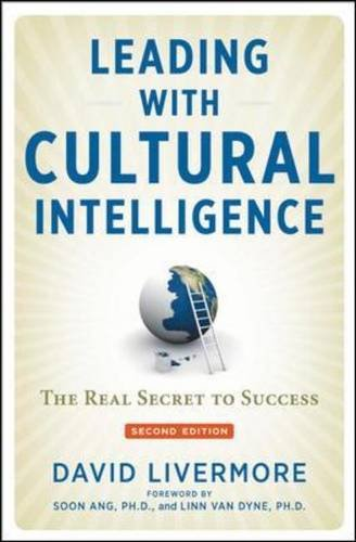 Leading with Cultural Intelligence: The Real Secret to - Ph Price Vans