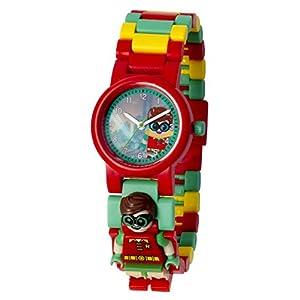 Lego Reloj Analógico para Unisex Niños de Cuarzo con Correa en Plástico 8020868