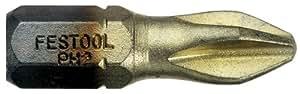 Festool 490501 - Punta de destornillador Phillips PH 1-25/10