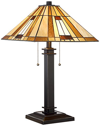 UPC 736101839798, Robert Louis Tiffany Giselle Mission Table Lamp