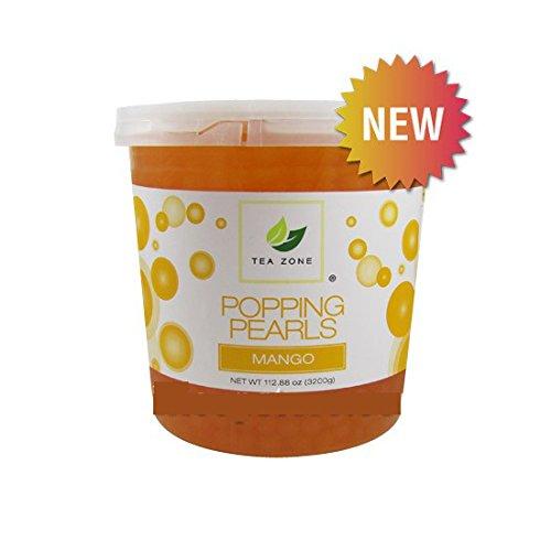 Tea Zone Mango Popping Pearls