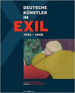 Book Deutsche Künstler im Exil 1933-1945
