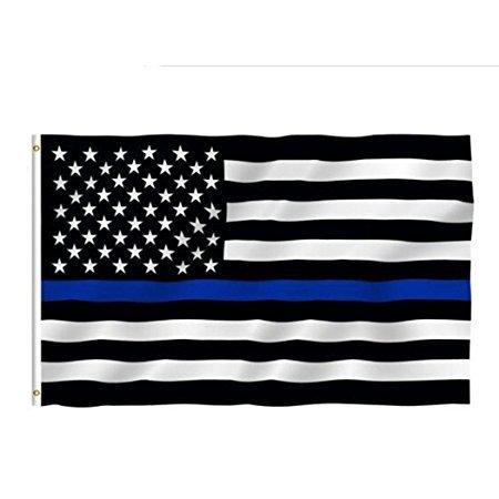Eden Fghk American Flag Fashion Flags 3 By 5 Foot Flag Black