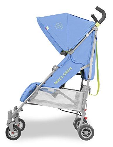 Maclaren Quest Stroller, Marina/Limeade