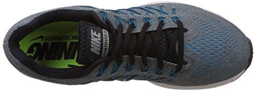 Black da Cool blue Pegasus Grey Scarpe Nike Lagoon Air Zoom Ginnastica 32 Uomo xUXSvBSq