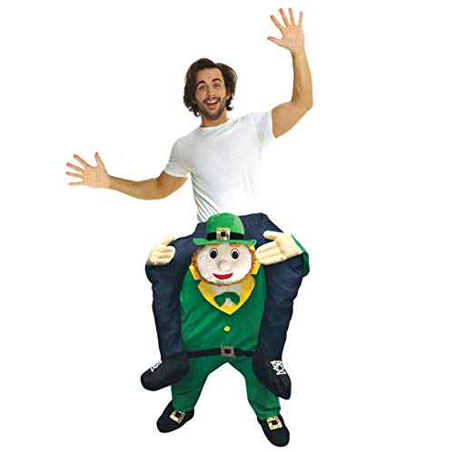 Good Halloween Costume With Beard (Morph One Size Fits Most Piggyback,)