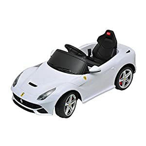 Best-Ride-On-Cars-Ferrari-F12-12V-White-Ride-On