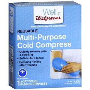 Amazon.com: walgreens compresa de frío instantáneo ...