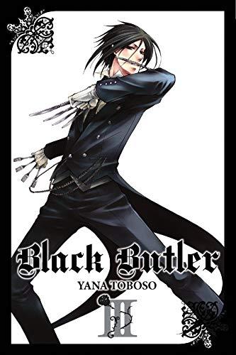 Black Butler Vol. 3 (Kuroshitsuji Volume)
