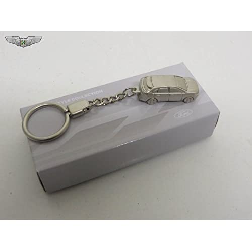 Ford Lifestyle Collection New Genuine Ford Edge D Keyring Key Ring