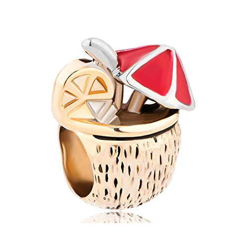 CharmsStory Coconut Silver Plated Bracelets