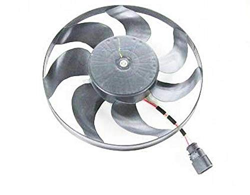 - Volkswagen 2006-2008 VW Beetle Right Side Radiator Cooling Fan Replacement OEM