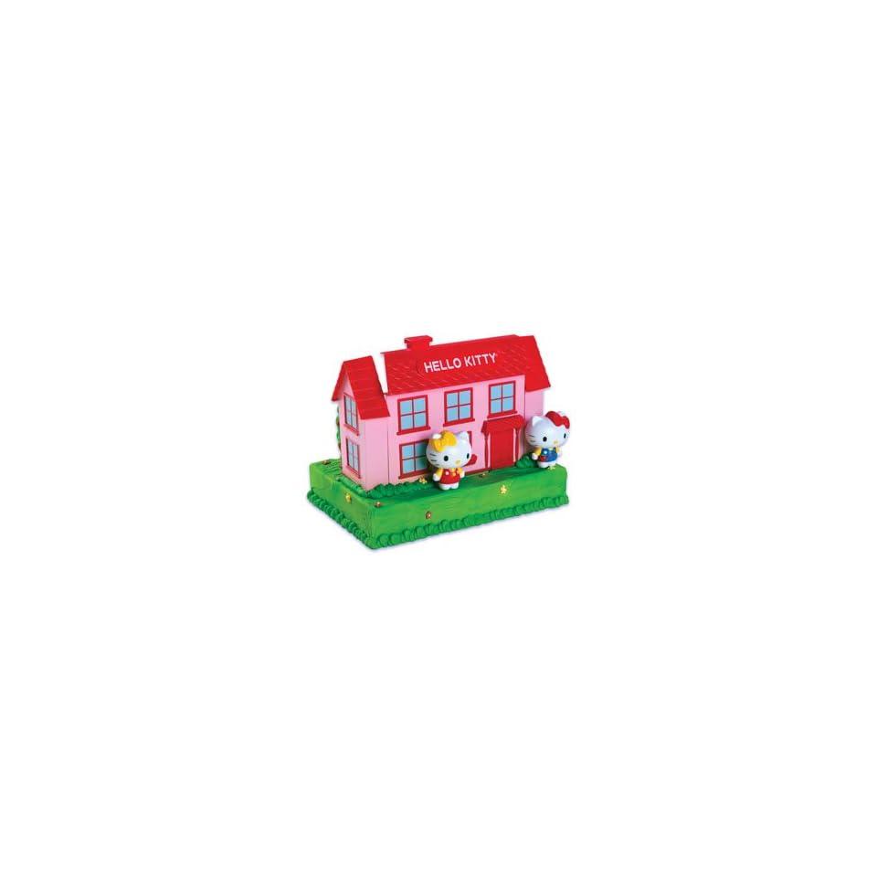 Hello Kitty House Cake Decorating Kit