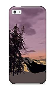 TYH - New Style Terry Willett The Long Dark Premium Tpu Cover Case For Iphone 6 plus 5.5 phone case