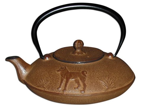 Joyce Chen 90-0095, Year of the Dog Teapot, 24-Ounce