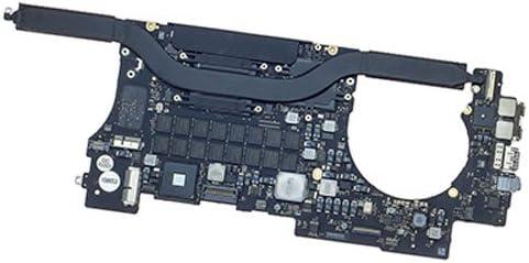 Apple MacBook Pro A1398 Logic Board i7-4770HQ 16GB Integrated Mem 2014