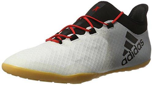 adidas Herren X Tango 16.2 in Futsalschuhe Elfenbein (Ftwbla/negbas/grpumg)