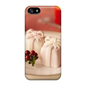 New Iphone 5/5s Case Cover Casing(holidays Christmas Wallpapers Sweet Gift)