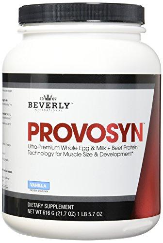 Beverly International Vanilla Powder, Provosyn Pre-Workou...