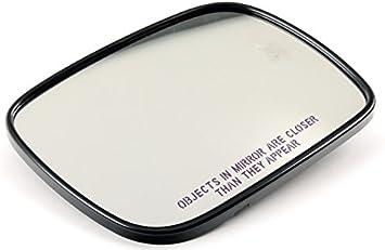 2004-2005 VW Volkswagen Touareg Passenger Side Mirror Glass Without Anti-Dazzle