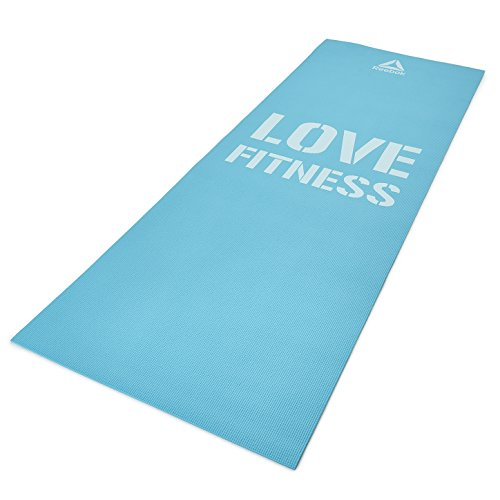 Reebok Women's Training Fitness Mat Love - Blue
