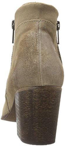 Womens von Rock Black Freebird Boot Taupe Steven vnOAwxnqE