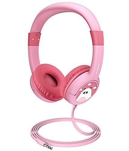 Mpow Kids Headphones with 85dB Volume Limited Hearing Protection & Music Sharing Function