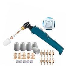 Quality PT31 Air Plasma Cutter Cutting Torch Body Hand Head 1 PCS Fit CUT 40 CUT 50 and CUT 60 cutters