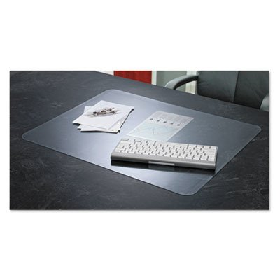 - ARTISTIC OFFICE PRODUCTS Glossy 38 x 24 Inches Clear KrystalView Desk Pad with Microban (AOP6080MS)
