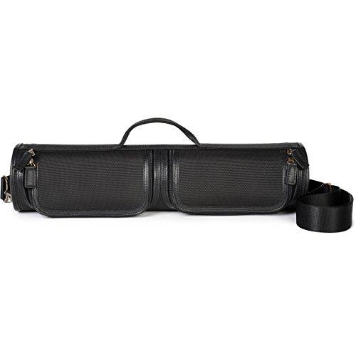 ONA - The Beacon - Camera Lens Case - Black Nylon (ONA5-058NYL) by ONA