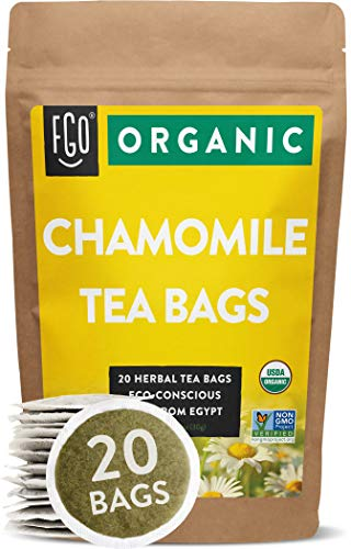 Organic Chamomile Tea Bags