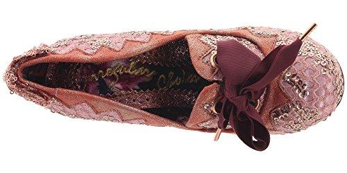 Irregular Choice  Bubbles Gum, Escarpins pour femme rose rose