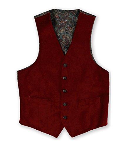 Ralph Lauren Mens Velvet Five Button Blazer Jacket,