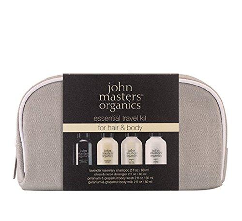 John Masters Organics Citrus & Neroli Detangler (John Masters Organics - Essential Travel Kit for Hair and Body)