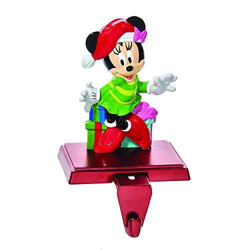Kurt Adler Minnie Mouse Stocking Holder (Hangers Disney Stocking)