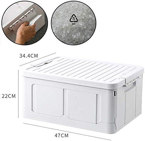 Cajas de almacenamiento de plástico de 35 litros KEKET1 Caja de ...