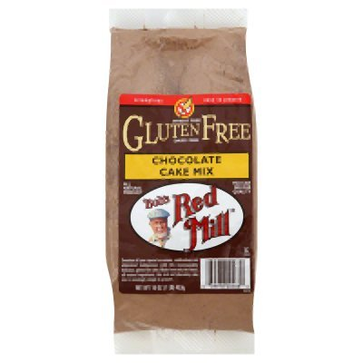 (Bob's Red Mill - Gluten Free Chocolate Cake Mix - 400g (Case of 4))