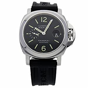 Panerai Luminor Marina Automatic-self-Wind Male Watch PAM00104 (Certified Pre-Owned)