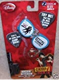Camp Rock Rockin' Keychain Sunglasses Featuring Who Will I Be by Camp Rock